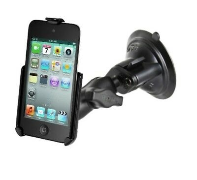 Short Arm Suction Cup Windshield Mount fits Apple iPod touch 4th Generation