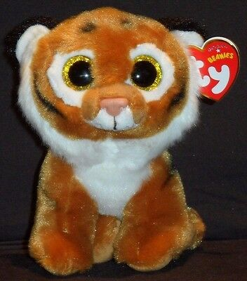 TY TIGGS the BENGAL TIGER BEANIE BABY - MINT with MINT TAG