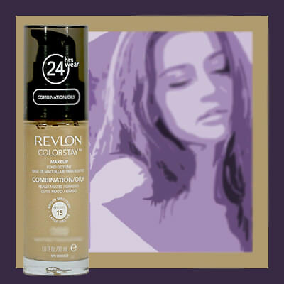 Revlon 24 hrs Colorstay Foundation Makeup *YOU CHOOSE* shade Combination /Oily p