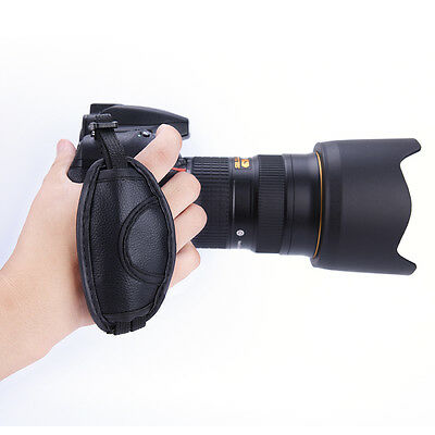 Camera DSLR Grip Wrist Hand Strap Universal For Canon Nikon Sony Accessories UK