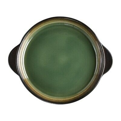 Olympia Nomi Round Tray Green 190mm (Pack of 6) BARGAIN
