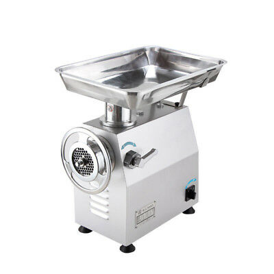 500kg/h Commercial Electric Meat Grinder Meat Mincer Mincing Machine 110v