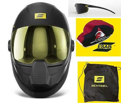 ESAB 0700000800 Sentinel A-50 Welding Helmet with FREE accessories!