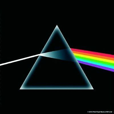 Pink Floyd Coaster Dark Side Of The Moon official 9.5 x 9.5cm single drink