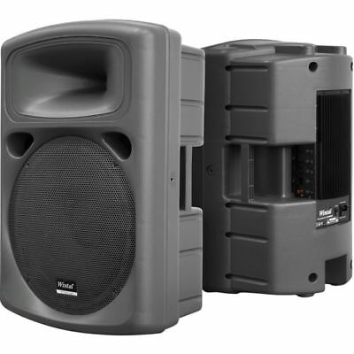 "STADIUM12A WINTAL 12"" Act. Titanium Pro Speaker Active PA Speaker - Wintal"