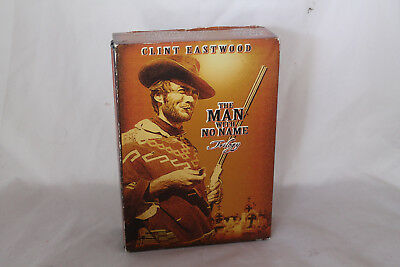 Man with No Name Trilogy, The - Gift Set (DVD, 1999, 3-Disc Set)
