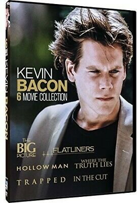 Kevin Bacon: 6 Movie Collection [New DVD] 2 Pack