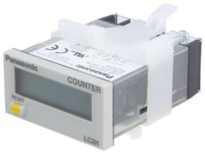 LC2H-F-DL-2KK-B Counter electronical Display LCD, with a backlit IP66