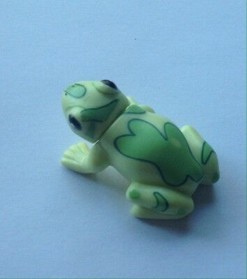 Yowie Collectible Toy Series 1 Original Barking Marsh Frog No Papers