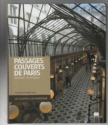 PASSAGES COUVERTS DE PARIS. 2015. 19,5 x 23,5 cm. cartonné