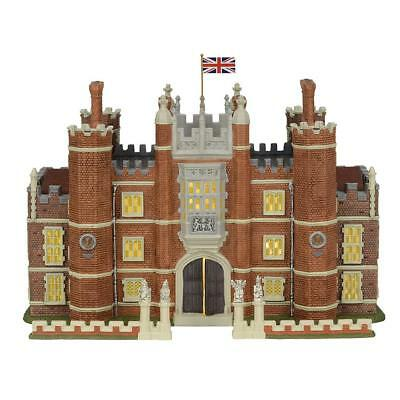 Department 56 Dickens Village New 2018 HAMPTON PALACE COURT 6000581 Dept 56