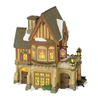 Department 56 Dickens Village New 2018 THE THREE LEMONS INN 6000584 Dept 56