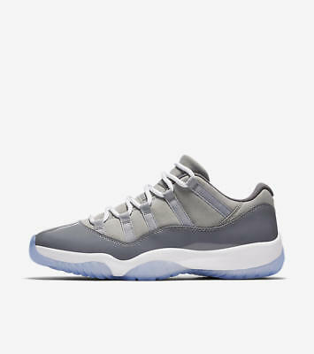 Air Jordan Retro 11 Low Cool Grey PRE-ORDER MEN'S & GS Size 4-14 100% Authentic