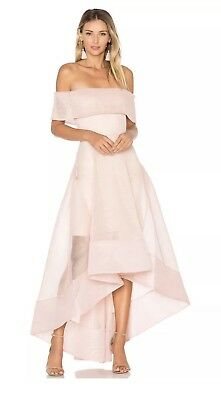 Bronx and Banco Tulip Gown Dress Formal RRP $600 Try Code Penny5 For 5% Off