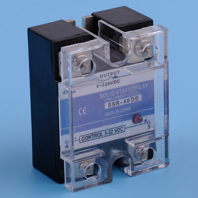 SSR-40A DD DC 5-150V 3-32V Solid State Relay for Automatic Control Systems