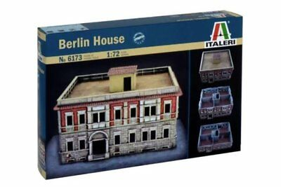 ITALERI 6173 1/72 Berlin House