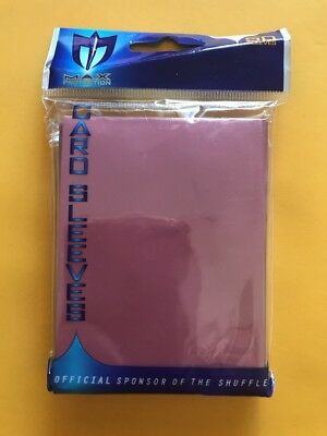 Max: Protection X 50 Pink Card Sleeves