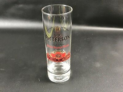 Verre Sir Pitterson Whisky Whiskey Alcool Glass Alcohol Pub Bistrot Deco