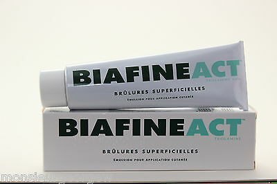 Biafine Act Emulsion Cream 139.5g
