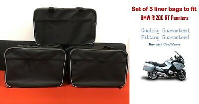 Pannier Liners Bags Side & Top Bags For Bmw R 1200 Rt K1200Gt K1300Gt Expandable