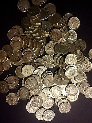 1 Troy Pound Lb Bag Mixed 90% Silver Coins U.s. Minted No Junk Pre 1965 One 1