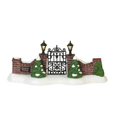 Department 56 Dickens Village New 2018 DICKENS VILLAGE GATE 6000604 Dept 56