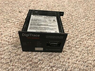 Tyco DigiTrace 920 Series Programmable Dual Point Heat Tracing Controller 920HTC