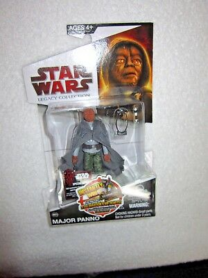 Major Panno Star Wars Return Of Jedi Legacy Collection Droid Factory BD20