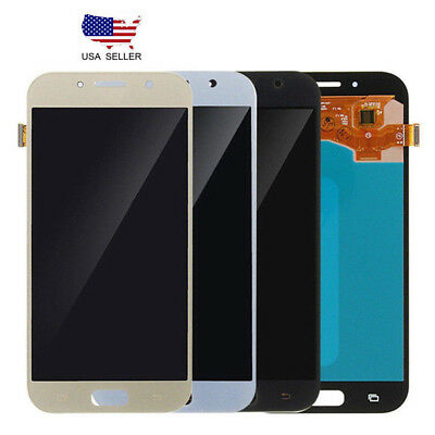 A++ LCD Display Touch Screen Digitizer For Samsung Galaxy A7 2017 A720 A720F US