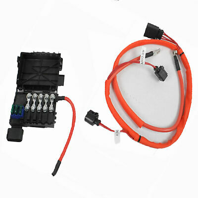 2001 For Charging System Harness Fuse Box 03 04 vw volkswagen golf & 02 04 jetta charging system harness