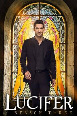 """16066  Hot Movie TV Shows - Lucifer 5 14""""x21"""" Poster"""