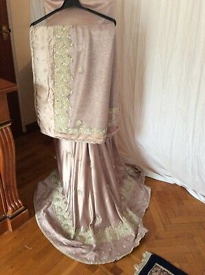 Bridal Lengha Tea Pink BRAND NEW. From RCKC in Wembley most welcome see