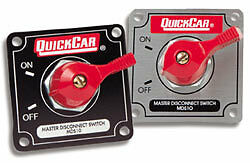 Master Battery Disconnect Panel Switch Quickcar black IMCA UMP ......