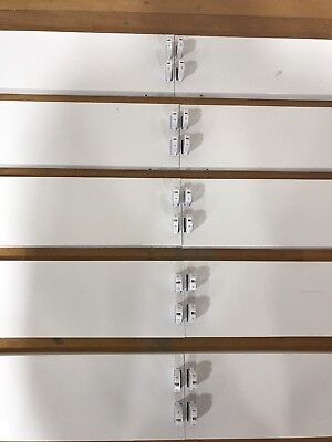 (5) Retrofit Kit for Changing to LED Tubes 4 Ft T12 or 8' T8 Light No Ballast