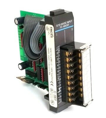16-Point *NEW* FACTS F3-16ND3F Input Module 12-24VDC
