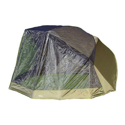 Abode® Carp Fishing Bivvy/Brolly Mosquito Mozzi Mesh Insect Over-Wrap Panel