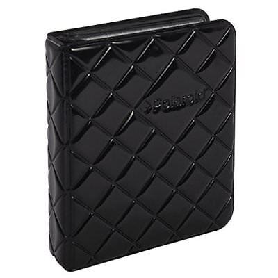 Polaroid 64-Pocket Photo Album w/ Sleek Quilted Cover for Zink 2x3