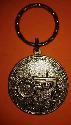"1954 International Harvester Farmall 400 keychain ""rare"""