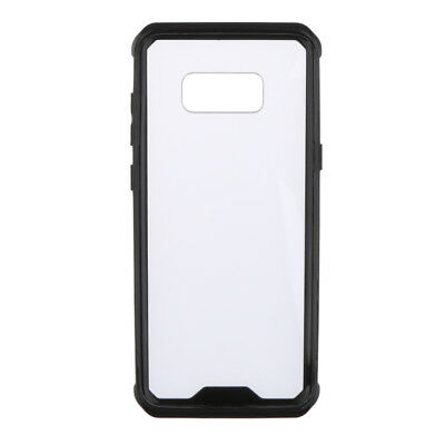 ShockProof Hybrid 360 TPU Thin Back Case Cover for Samsung Galaxy S8 Plus