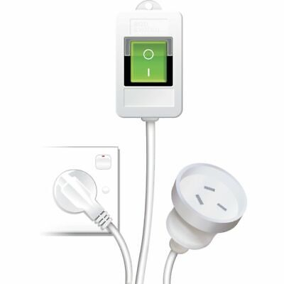ECO SWITCH Easy Reach Power Switch Extension Illuminated 'Y'