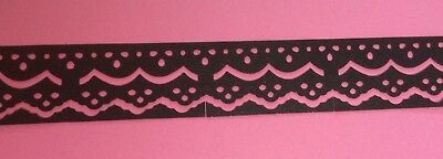 "Cartridge For Creative Memories Border Maker ""Eyelet Lace"""