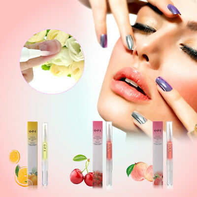 1 PC Cuticle Oil Pen Nail Nutrition Oil Mix Taste Dried Flowers Manicure Tools