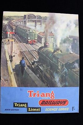 Triang Railways / Lionel Science Series Ninth Edition Catalogue 1963  Price List