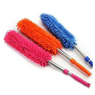 Microfibre Extendable Duster Cleaner Dust Telescopic Static Grips L5H4
