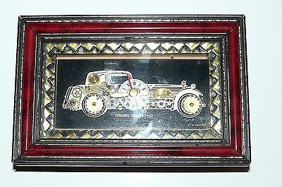 QUADRO OROLOGIO AUTOMOBILE standard swallow