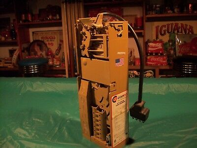 COINCO S759800B Single Price Coin Mech For Soda Machines, Vintage as well