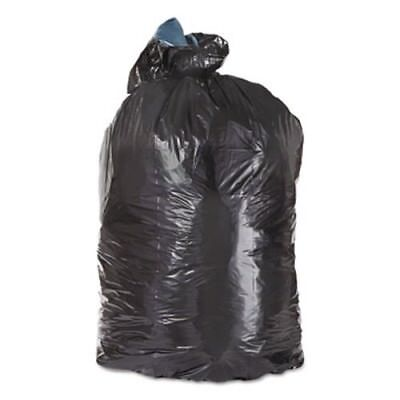 33 Gallon Black Trash Bags, 33x40, 250 Bags (ESXPEE3340B)