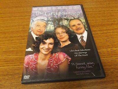 The Grass Harp (DVD, 2005) with Original Insert - NICE - Tested