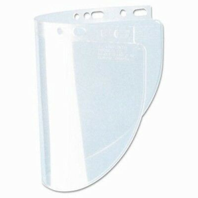 Fibre-Metal High Performance Face Shield Window, Wide Vision, Clear (FBR4178CL)