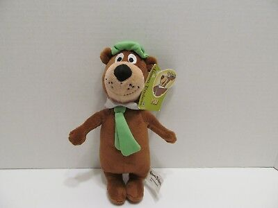 Hanna Barbera Yogi Plush With Tag 9""
